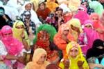 Women Training Itikaf 2009: Ninth & the Last Day