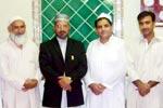 امیر منہاج القرآن یورپین کونسل کا دورہ ساؤتھ اٹلی