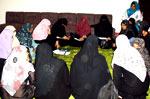منہاج القرآن ویمن لیگ کے شہراعتکاف 2009ء میں تنظیمی میٹنگز