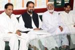 Rao Khalil Ahmad calls on Nazim-e-Ala