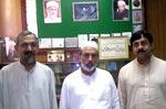 Rana Farooq Alam visits MQI Secretariat
