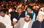 منہاج القرآن کلچرل سنٹر فرینکفرٹ میں نماز عید الفطر