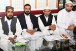 منہاج القرآن انٹرنیشنل برطانیہ کے اعلیٰ سطحی وفدکا مرکزی سیکرٹریٹ کا وزٹ