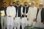 تقریب تقسیم اسناد بسلسلہ تکمیل عرفان القرآن کورس سیالکوٹ