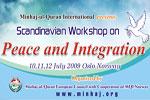 Three-day Scandinavian Workshop gets underway