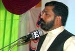 تنظیمی و تحریکی دورہ آزاد کشمیر