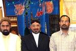 علامہ حسن میر قادری کا دورہ فن لینڈ