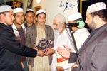 مرکز منہاج القرآن انٹرنیشنل فرانس میں ایک یہودی کا قبول اسلام