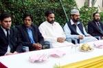 منہاج یونیورسٹی لاہور کا وکلاء کے اعزاز میں افطار ڈنر