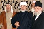 الشیخ یوسف ہاشم الرفاعی کی شیخ الاسلام  سے ملاقات