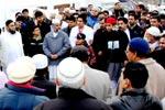 درامن ناروے میں منہاج القرآن انٹرنیشنل کی پہلی مسجد کا سنگ بنیاد
