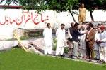 منہاج ویلفیئر فاؤنڈیشن کے وفد کا منہاج اسلامک سنٹر پٹیکہ کا دورہ