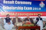 Minhaj Education Board honours scholarship winning students