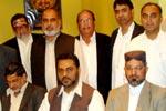 پاکستان عوامی تحریک فرانس کا سینئر نائب ناظم اعلیٰ شیخ زاہد فیاض کے اعزاز میں عشائیہ
