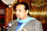 Salman Ahmad of Junoon visits Minhaj-ul-Quran London