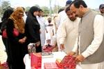 منہاج القرآن ويمن ليگ کے زيراہتمام شيخ الاسلام کي کتب کی نمائش