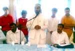 منہاج القرآن ويچينزا اٹلي کے زيراہتمام محفل نعت