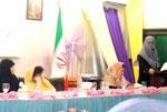 خانہ فرہنگ ایران کے سیمینار ''سیدہ کائنات'' میں سمیرا رفاقت ایڈوکیٹ کی خصوصی شرکت