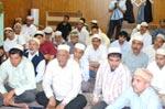 منہاج القرآن انٹرنیشنل (دیزیو) میلان اٹلی کے زیراہتمام محفل میلاد مصطفیٰ (ص)