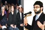صاحبزادہ حسن محی الدین قادری کا چرچ سیناگوگے (فرینکفرٹ) میں اسلام اور امن کے موضوع پر خطاب