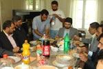 صدر سپریم کونسل MQI صاحبزادہ حسن محی الدین قادری کے اعزاز میں عشائیہ