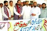 ناظم اعلیٰ ڈاکٹر رحیق احمدعباسی کا دورہ سندھ