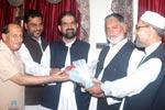راجہ محمد جمیل اجمل نے نظامت امورخارجہ کے ناظم کی ذمہ داریاں سنبھال لیں