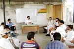 مصطفوی سٹوڈنٹس موومنٹ راولپنڈی کے زیراہتمام فکری تربیت کا اہتمام