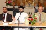 Dr Hassan Mohi-ud-Din Qadri speaks on Terrorism in Berlin