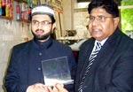 قومی امن کمیٹی برائے بین المذاہب ہم آہنگی (NPCIH) کی طرف سے ڈاکٹر محمد طاہر القادری کو امن ایوارڈ 2010ء