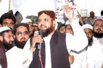منہاج القرآن علماء کونسل کے زیراہتمام داتا صاحب پر حملہ کے خلاف احتجاجی مظاہرہ