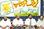 منہاج مصالحتی کونسل کھاریاں کے زیراہتمام تربیتی ورکشاپ کا انعقاد