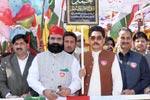 منہاج القرآن تحصیل ڈسکہ کے زیراہتمام گستاخانہ خاکوں کے خلاف احتجاجی ریلی