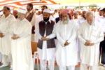 NAMAZ e JANAZAH was prayed by Shaykh ul Islam Dr Tahir ul Qadri today
