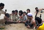 سیلاب زدگان کی بحالی کیلئے 50 لاکھ روپے سے امدادی فنڈ کے قیام کا اعلان