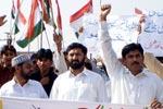 تحریک منہاج القرآن لودھراں کے زیراہتمام داتا دربار حملوں کے خلاف احتجاجی ریلی