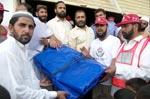 منہاج ویلفیئر فاؤنڈیشن کے سیلاب متاثرین کے لیے مزید 7 ٹرک نوشہرہ اور جنوبی پنجاب پہنچ گئے