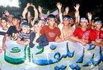 Minhaj Welfare Foundation organizes children walk