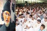 شیخ الاسلام ڈاکٹر محمد طاہر القادری نے شہر اعتکاف 2010 کو سیلاب زدگان کی مدد کیلئے منسوخ کر دیا