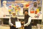حیدرآباد انڈیا میں شیخ الاسلام ڈاکٹر محمد طاہرالقادری کی کتب و کیسٹس کی نمائش