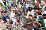 منہاج القرآن یوتھ لیگ اور ایم ایس ایم کے زیراہتمام جیوے پاکستان موٹر سائیکل ریلی 2010ء
