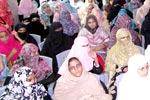 اعتکاف کی منسوخی اور منہاج القرآن ویمن لیگ کی فلڈ ریلیف مہم