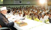 لیلۃ القدر 2010 اور ماہانہ مجلس ختم الصلوۃ علی النبی (ص) کا خصوصی پروگرام
