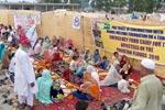 منہاج خیمہ بستی نوشہرہ اور اکوڑہ خٹک میں افطار ڈنر اور سحری کا اہتمام