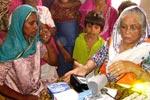 منہاج القرآن انٹرنیشنل امریکہ کا کوٹری میں سیلاب متاثرین کے لیے میڈیکل کیمپ