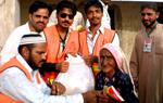 MQI Lyari, Karachi, Distributes Relief Goods