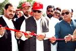 MES launches Minhaj Tent School in Nowshehra & Akora Khattak