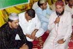 منہاج القرآن یوتھ لیگ سیالکوٹ کے زیراہتمام محفل ذکر و نعت
