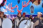 تحریک منہاج القرآن کوریکے تحصیل ڈسکہ کے زیراہتمام محفل نعت