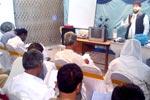 نظامت تربیت کا گھوٹکی میں معلمین کے لیے آئیں دین سیکھیں تربیتی کیمپ